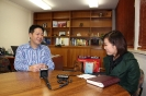 采访布里斯班南区议员黄文毅