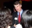布里斯班市市长Graham Quirck接受采访