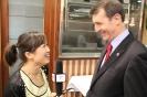 采访布里斯班市市长Graham Quirk