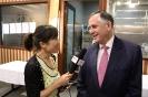 采访时任昆士兰州议会议长John