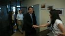 2011年国务院侨办副主任许又声访问澳华传媒