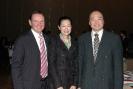 与中国驻布里斯班总领事孙大立博士和Ipiswich市市长Paul在一起