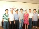 西安市外侨办副主任参观澳华传媒
